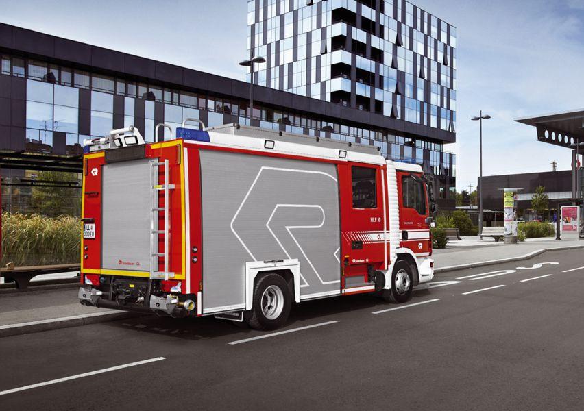 Xe chữa cháy thu gọn4