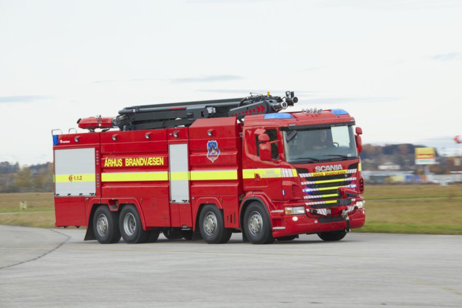 Xe chữa cháy công nghiệp thiết kế tùy biến7