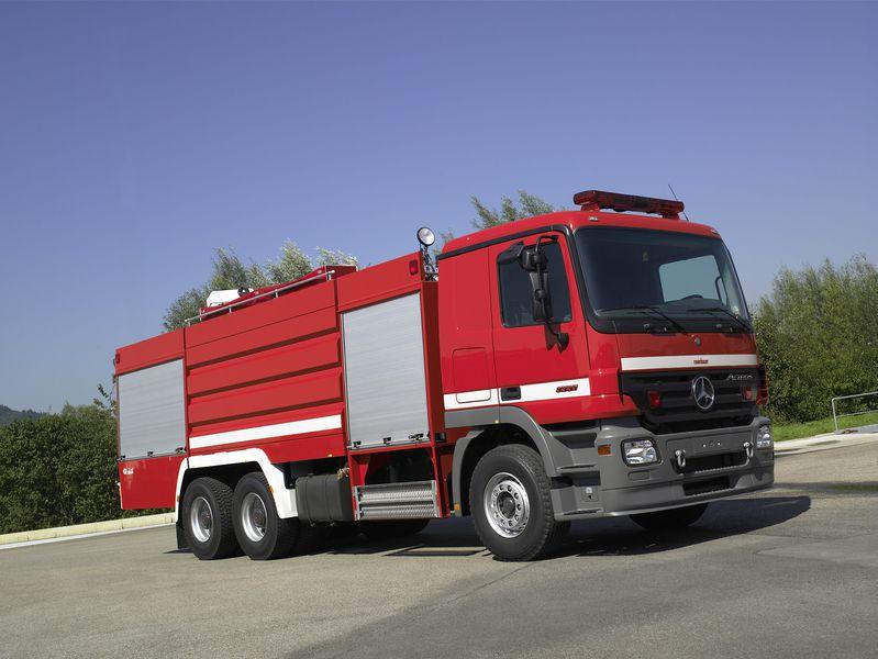 Xe chữa cháy công nghiệp thiết kế tùy biến5