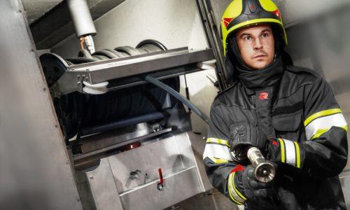 Hệ thống chữa cháy trong hầm