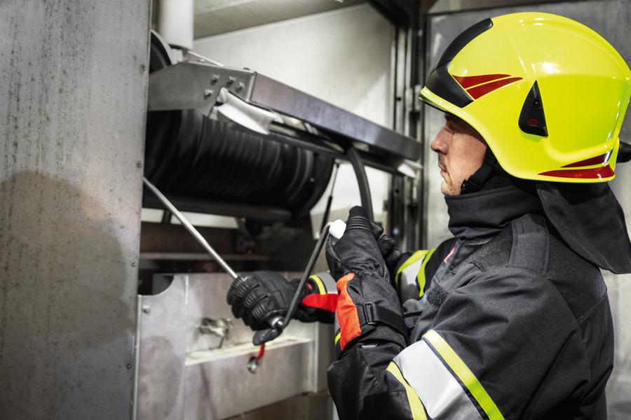Hệ thống chữa cháy trong hầm2